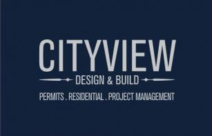Cityview White Blue